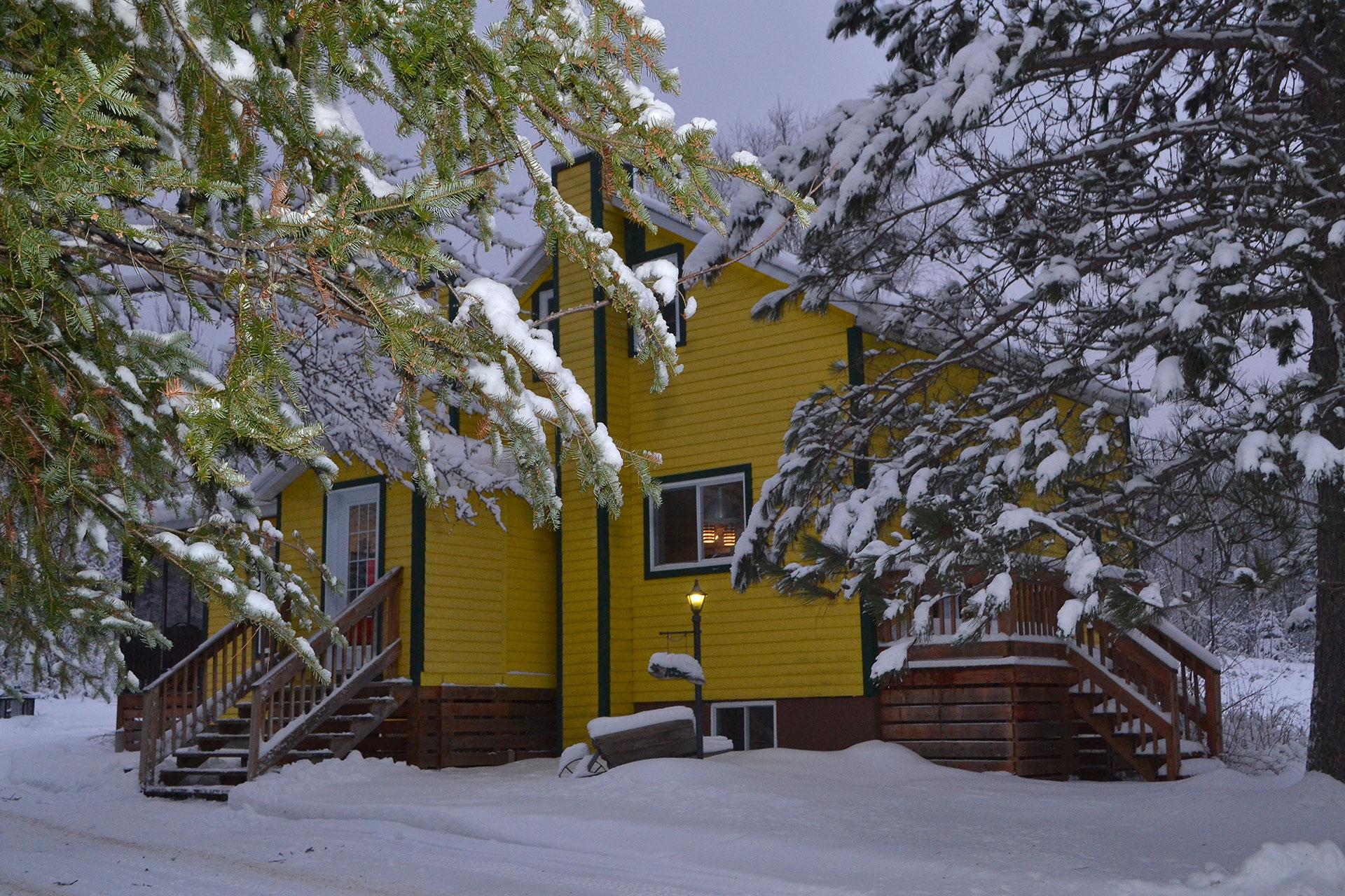La Maison jaune